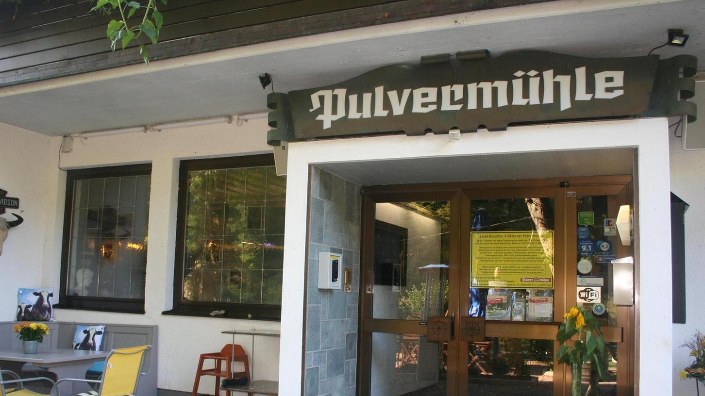 1967 traf sich die Gruppe 47 in der Pulvermühle bei Waischenfeld zum letzten Mal nach altem Muster.