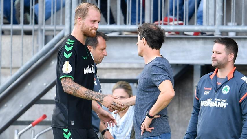 Ein kleiner Hoffnungsschimmer folgt im DFB-Pokal: Beim SV Morlautern hat die Spielvereinigung leichtes Spiel. Auch, weil Neuzugang Philipp Hofmann in seinem Pflichtspiel-Debüt gleich doppelt trifft. Reißt Radoki das Ruder noch herum?