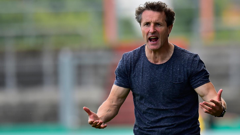 Nach nur neun Monaten als Kleeblatt-Coach schon wieder Geschichte: Janos Radoki.