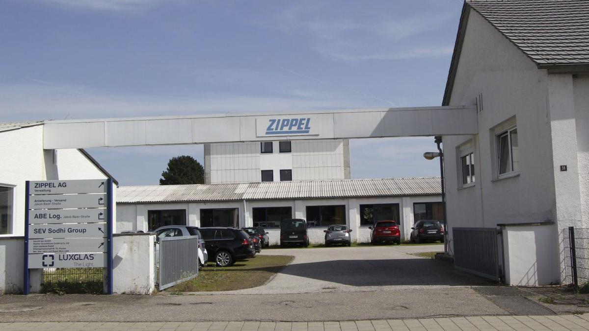 Die Zippel AG aus dem Mühlweg kehrt Altdorf den Rücken und hat ein über 12000 Quadratmeter großes Grundstück in Berg gekauft.