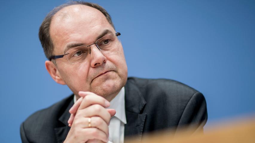 Der Bundesminister für Landwirtschaft und Ernährung, Christian Schmidt, aus Fürth wurde in seinem heimischen Wahlkreis in den Bundestag gewählt.  (Klicken Sie hier für mehr Infos zu Christian Schmidt)