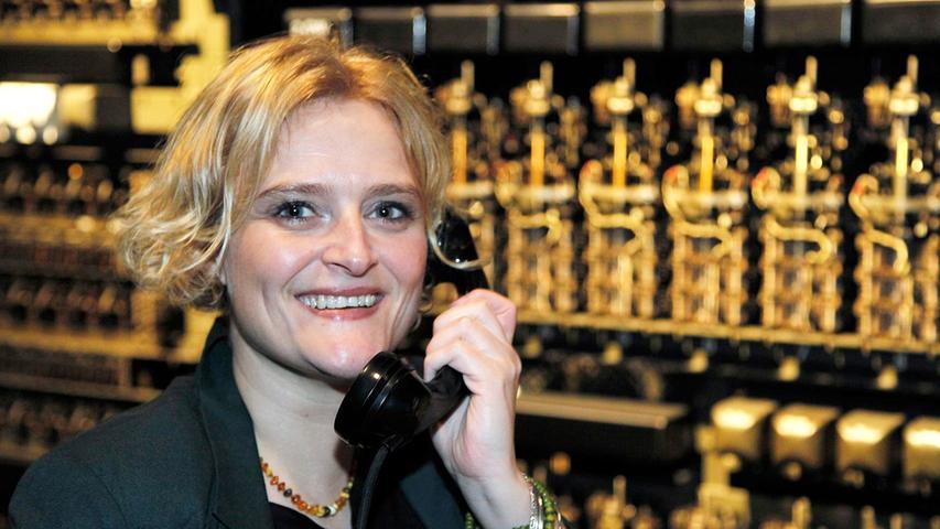 Marion Grether, Direktorin im Kommunikationsmuseums, zieht ein positives Fazit: