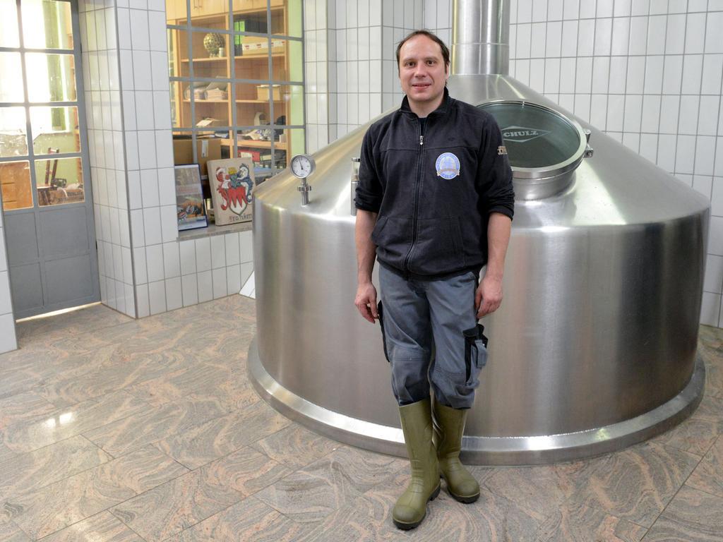 Brauerei Trunk Alte Klosterbrauerei