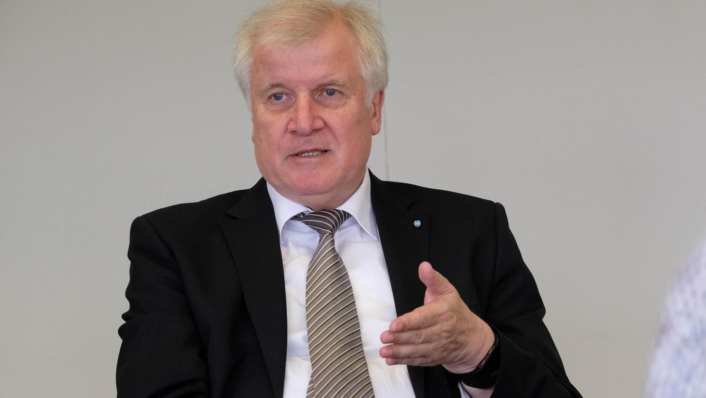 Bayerns Ministerpräsident und CSU-Chef stand der NZ Rede und Antwort.