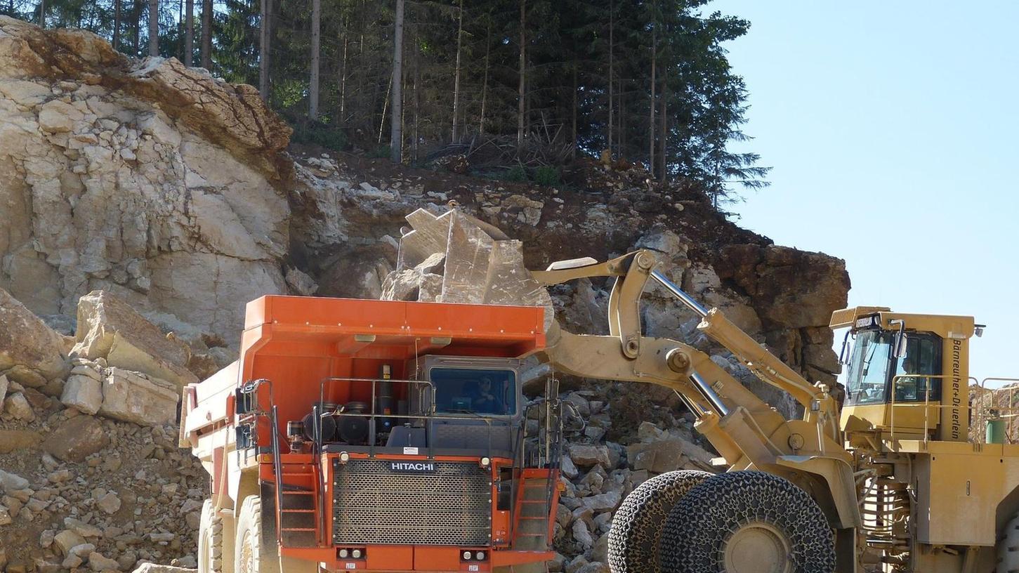 Gräfenberg: Steinbruch kann nicht wie gedacht verfüllt werden