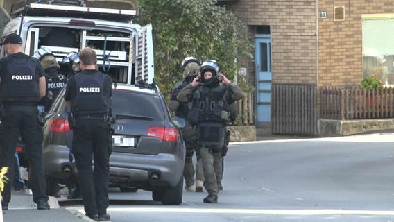 SEK-Einsatz in Plankenfels: 44-Jähriger festgenommen