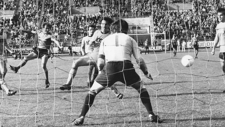 Der Club im Torrausch: Die höchsten Siege des 1. FC Nürnberg