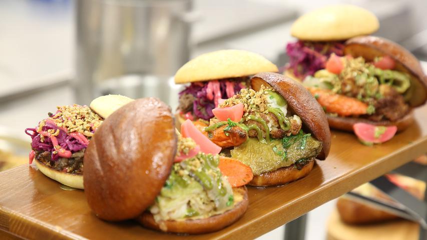 Von Burger bis Gourmet-Küche: Das tischt Alexander Herrmann auf
