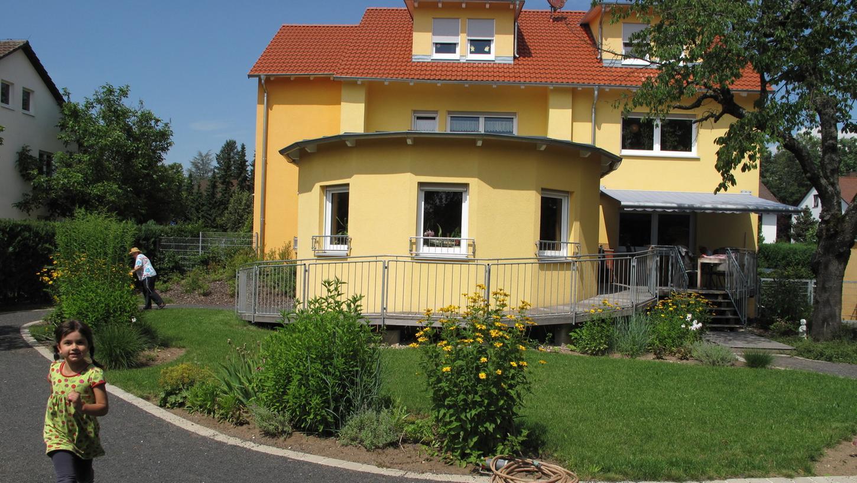 Motiv: Demenz-WG Villa Ströhla in Erlangen-Sieglitzhof
