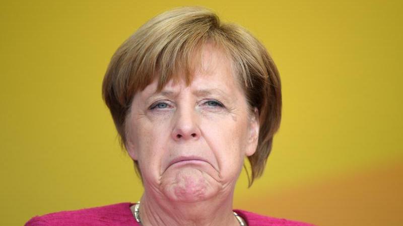 Auf dem CDU-Parteitag sagte die Bundeskanzlerin im Dezember 2012 zu den Turbulenzen in der Koalition: