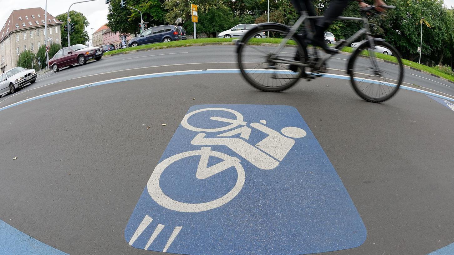 Besonders im Pendlerverkehr möchten die Verantwortlichen noch mehr Autofahrer zum Umsteigen auf das Fahrrad motivieren.