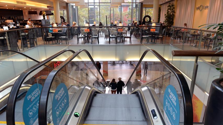 Geplant sind neue Shop-Angebote, eine Neuordnung der Gastronomie und mehr Service und Sauberkeit.