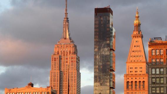 Elke Zapfs Weltreise endet in New York