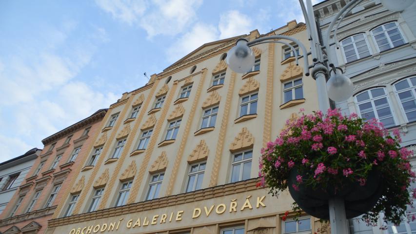 Budweis lockt mit Bier und einer sehenswerten Altstadt.