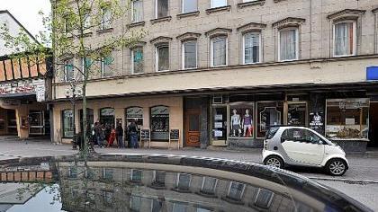 Das Haus, das nicht verkauft wird, weil zu viele Erinnerungen daran hängen: 1861 ließ es der Metallschläger Linz erbauen.