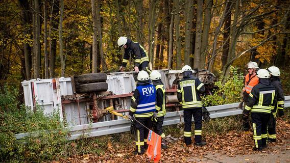Unfall A6 Altdorf