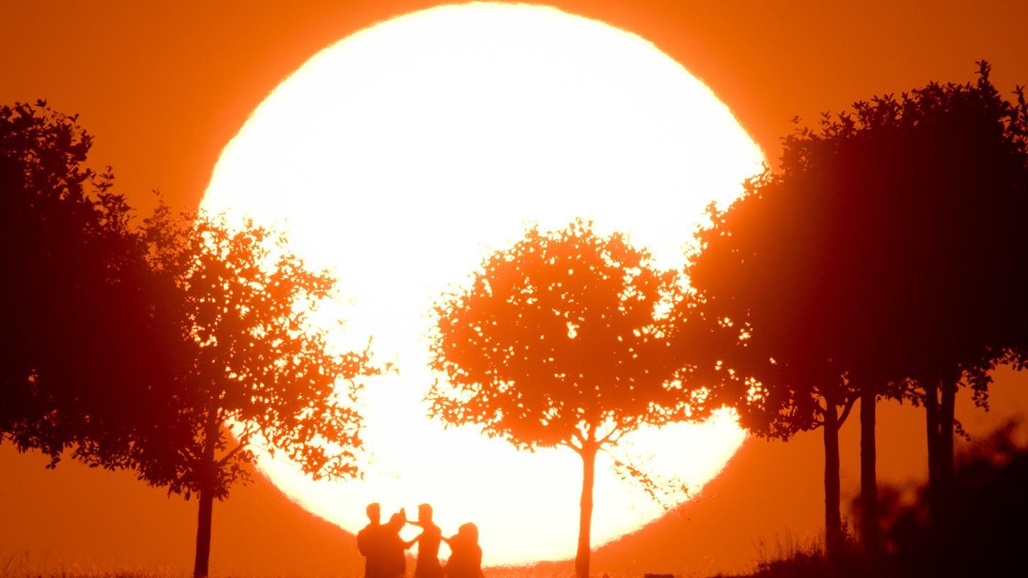 Der Klimawandel macht auch vor Bayern nicht Halt. Im Freistaat wird es immer heißer. Die mittlere Jahrestemperatur ist seit 1951 bereits um 1,9 angestiegen.