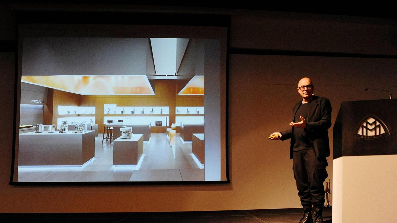 Stararchitekt Peter Ippolito ist häufig an der Gestaltung von gastronomischen Projekten beteiligt.