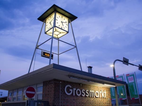 Samson: Nürnberger Großmarkt