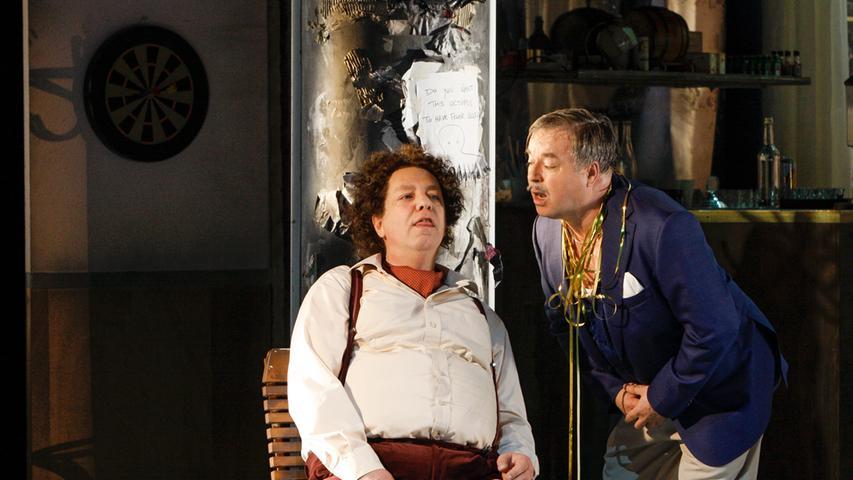 Sie haben eine Fangemeinde, auch weil sie großartige Komiker sind: Thomas Nunner und Pius Maria Cüppers (hier in