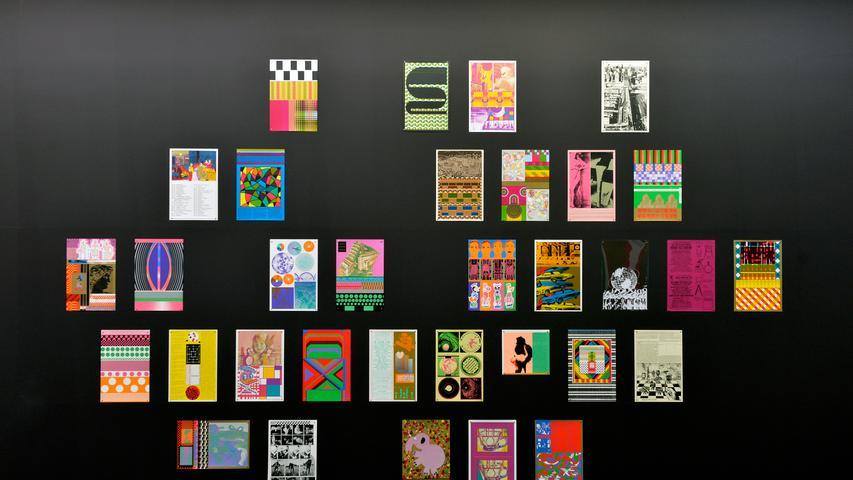 Bunte Zeitgeschichte erleben: Kunstpalais zeigt