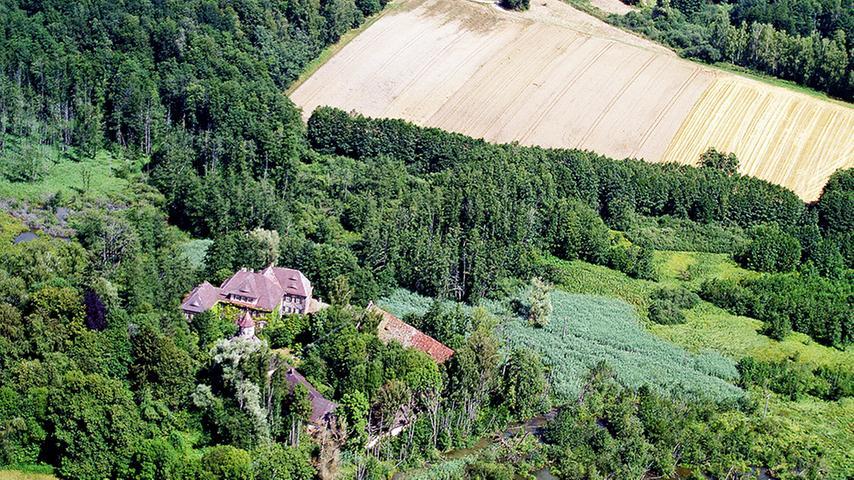 Schloss Syburg wird immer mehr zum Märchenschloss. Das mag romantisch sein, nur schadet es auch der Bausubstanz erheblich.