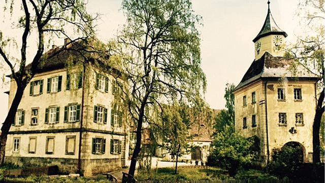 Noch in den frühen 1970er-Jahren war das Schloss dagegen ein Kleinod.