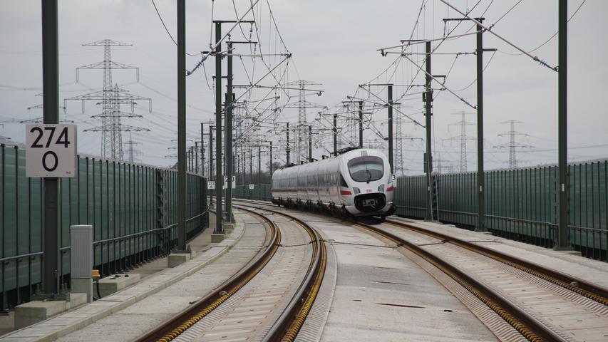 Kosten, Profiteure, Tempo: Alles zur neuen ICE-Strecke Nürnberg-Berlin