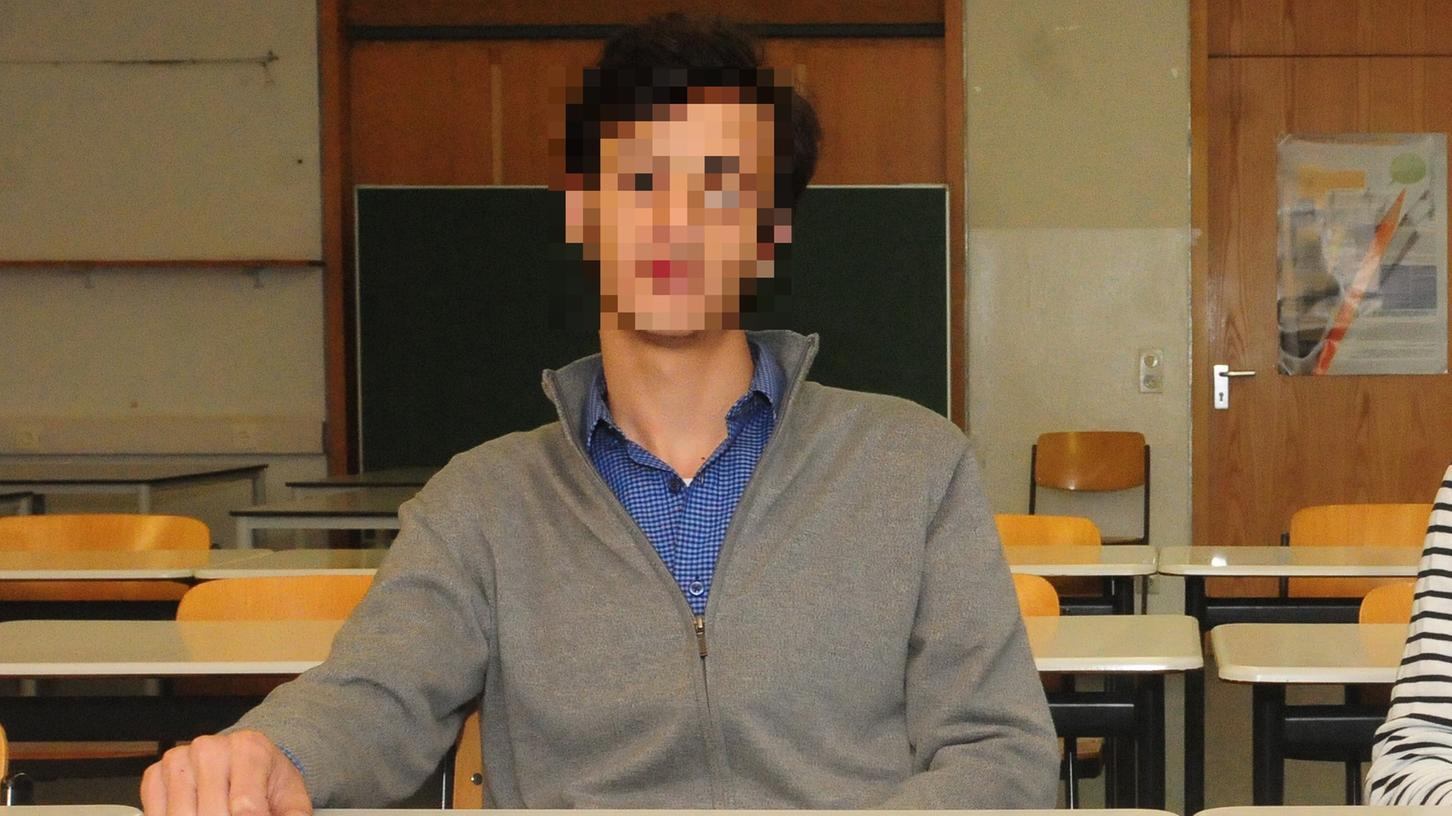 Dieses Foto zeigt Mamdoh A., der in Pegnitz lebte.