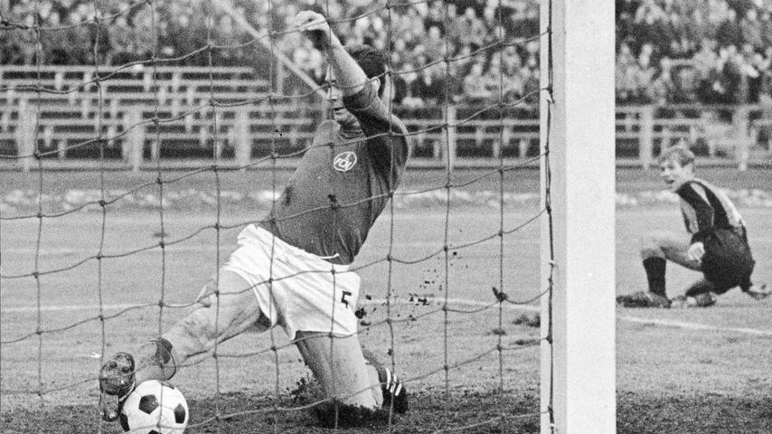 Von Wabra bis Schöll: Die Club-Meisterspieler von 1968