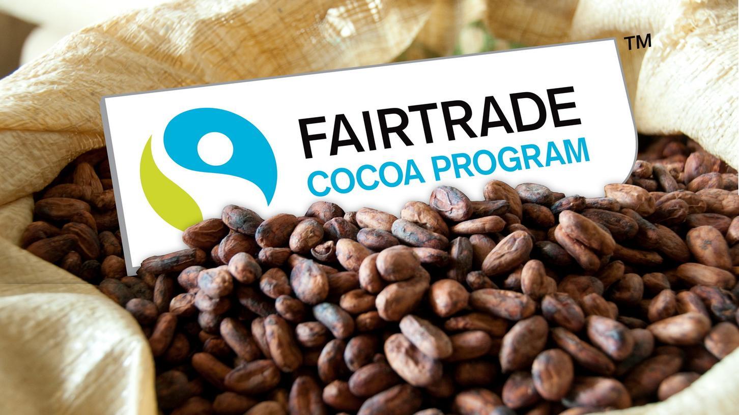 ISM: Fairtrade öffnet neue Absatzchancen für Kakaobauern / TransFair e.V. / Mit dem Fairtrade Kakao-Programm versprechen die Absätze von Fairtrade-Kakaoproduzenten ab 2014 stark anzusteigen. Weiterer Text über OTS und www.presseportal.de/pm/52482 / Die Verwendung dieses Bildes ist für redaktionelle Zwecke honorarfrei. Veröffentlichung bitte unter Quellenangabe: obs/TransFair e.V./Marvin del Cid.  