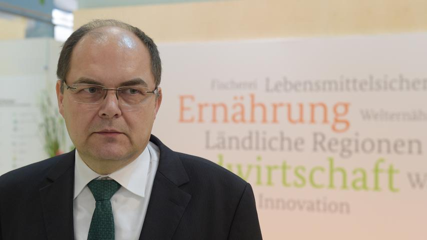 Interview: Das sagt Minister Schmidt zur Glyphosat-Affäre