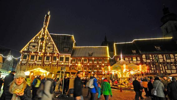 Weihnachtsmarkt Dinkelsbühl 2021