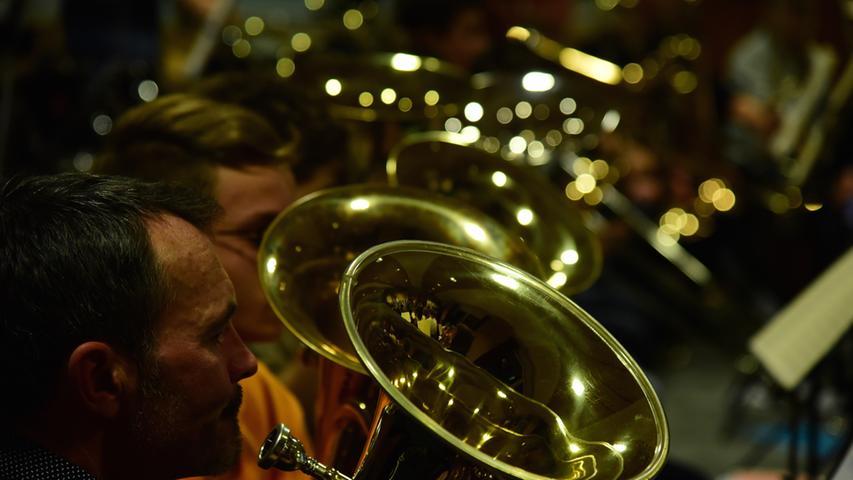 Musikverein Buckenhofen feiert 24-Stunden-Musikmarathon
