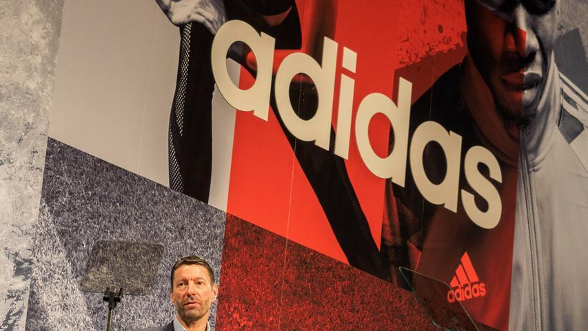 Adidas mit Sitz in Herzogenaurach punktete vor allem in der Kategorie