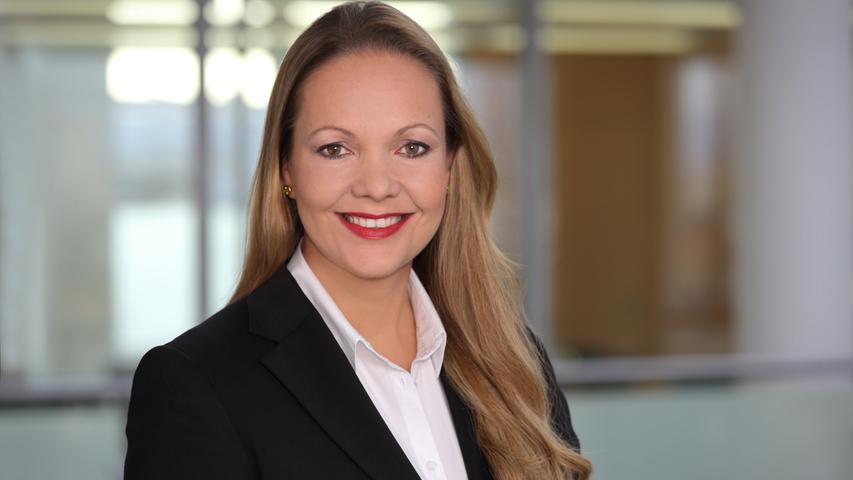 Julia Bangerth gehört ebenfalls zu denTop-Managerinnen in der Region. Zum 1. Juli 2018 wurde sie neue Personalvorständin der Datev. Wenn es um Karriere geht, ist die 44-Jährige überzeugt: