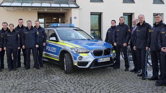 Neumarkt Polizei