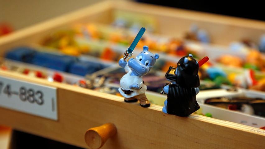 Nürnbergs Spielzeugmuseum: Geschenke kommen aus der ganzen Welt