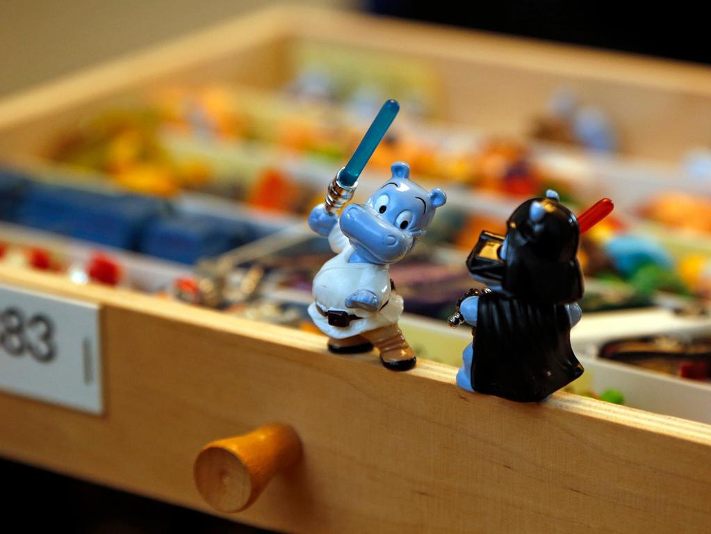 RESSORT: Lokales..DATUM: 27.12.17..FOTO: Michael Matejka ..MOTIV: Depot im Spielzeugmuseum ..ANZAHL: 1 von 10..