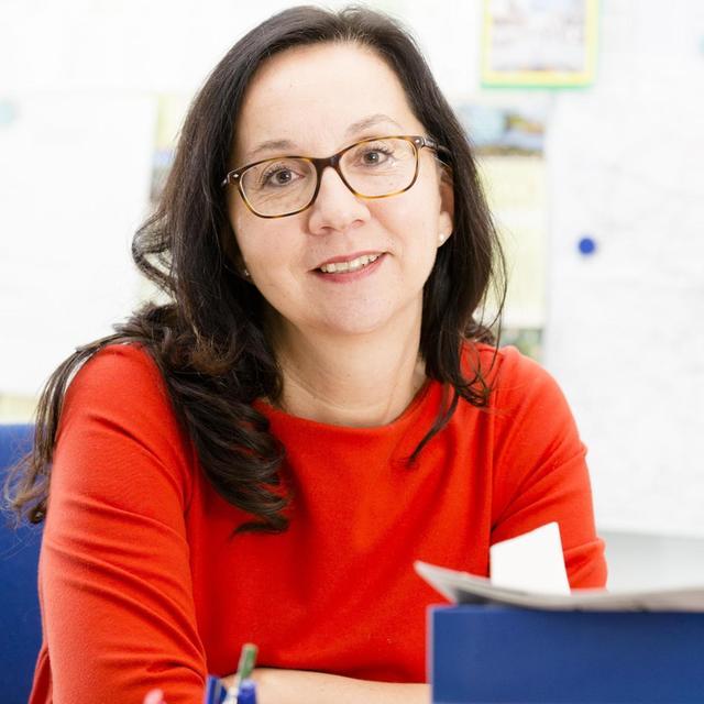 NN-Redakteurin Birgit Herrnleben