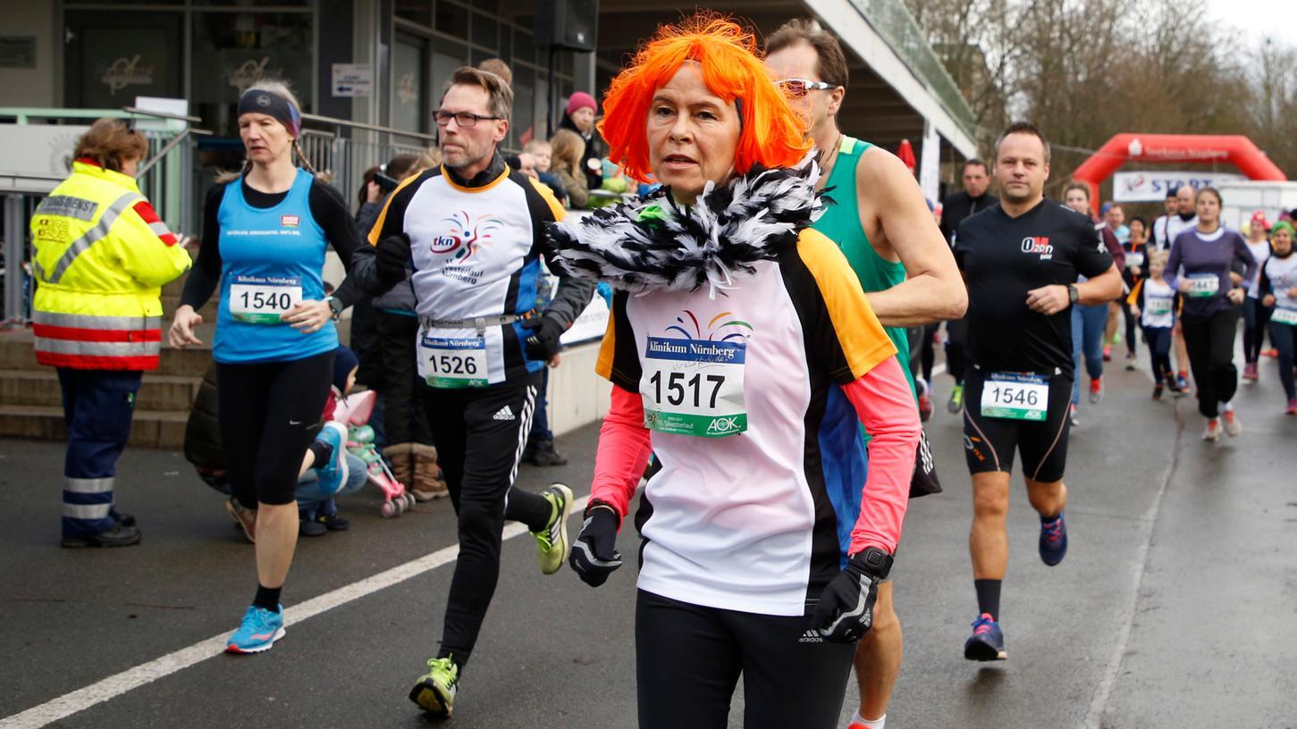 Weit über 1700 Sportler hatten sich für einen Marathon in allen Disziplinen gemeldet. Alleine den Hauptlauf konnten über 1000 Teilnehmer erfolgreich beenden.