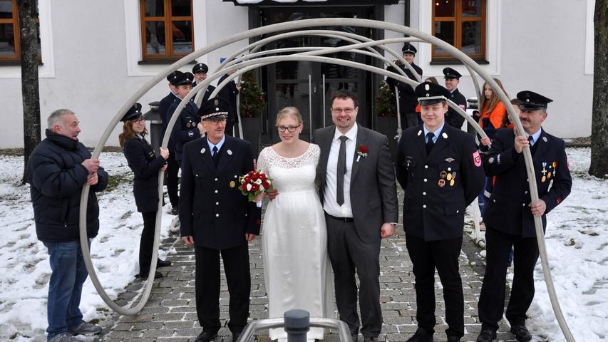 Das große Glück: Die Hochzeiten im Landkreis Neumarkt 2017