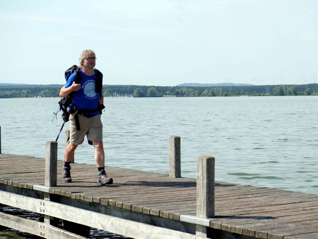 Wanderreporter Matthias Kronau machte sich auf zu den Lesern.