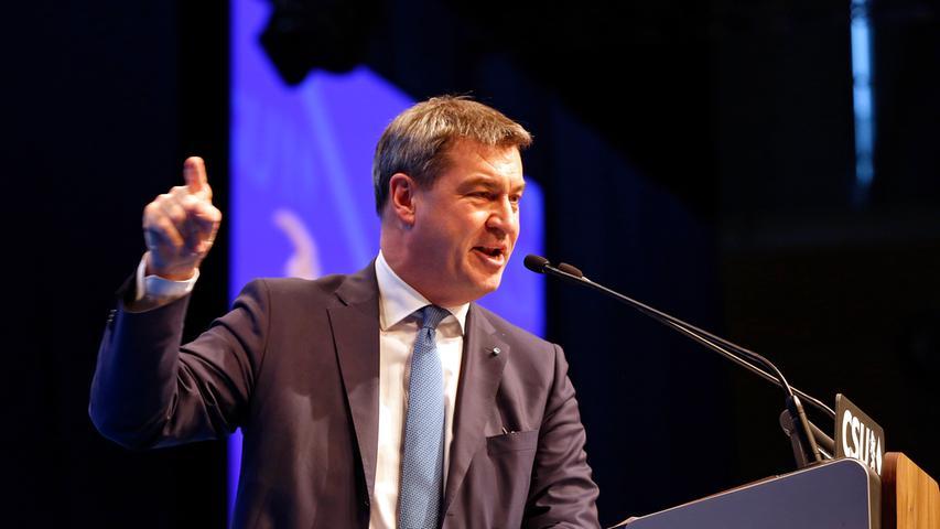 Füracker, Huml, Aigner: Wer wird was in Söders Kabinett?