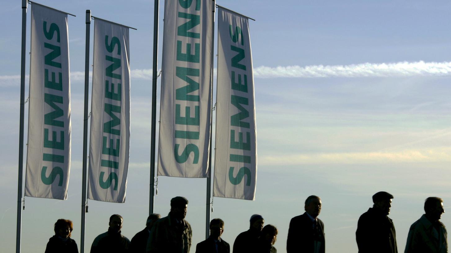 Siemens schließt Personaleinsparungen ausdrücklich nicht aus.
