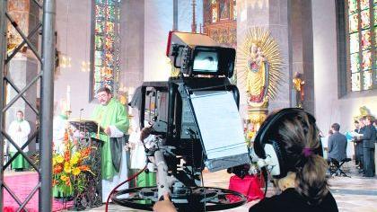 ZDF überträgt Messe live aus dem Neumarkter Münster