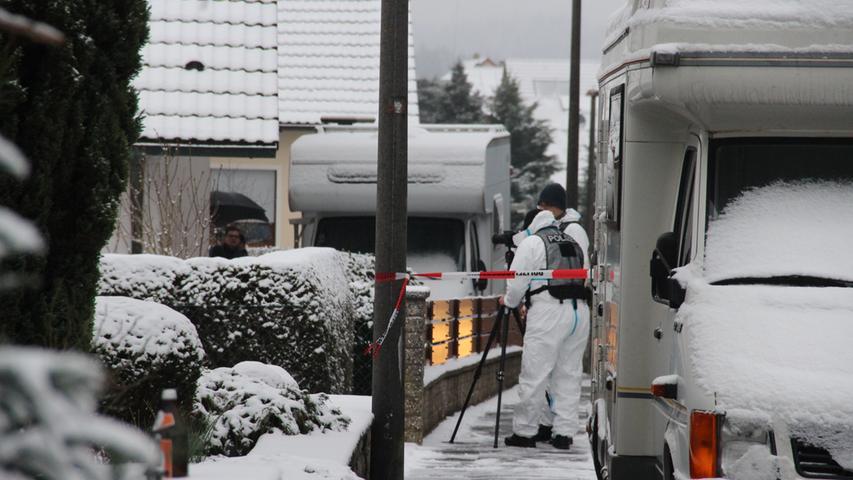 Doppelmord von Schnaittach: Ehepaar erschlagen und eingemauert