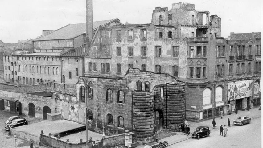 Vom Theater zur Shopping-Oase: Der City-Point im Wandel der Zeit