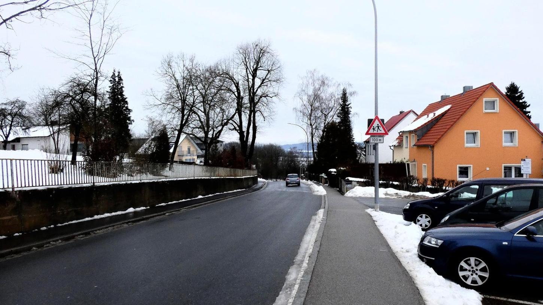 Auch in Parsberg sind viele Autofahrer zu schnell unterwegs. Ein neuralgischer Punkt ist zum Beispiel die Lupburger Straße.