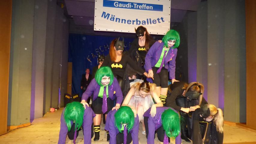 Gauditreffen Salon Girls Bad Berneck 1